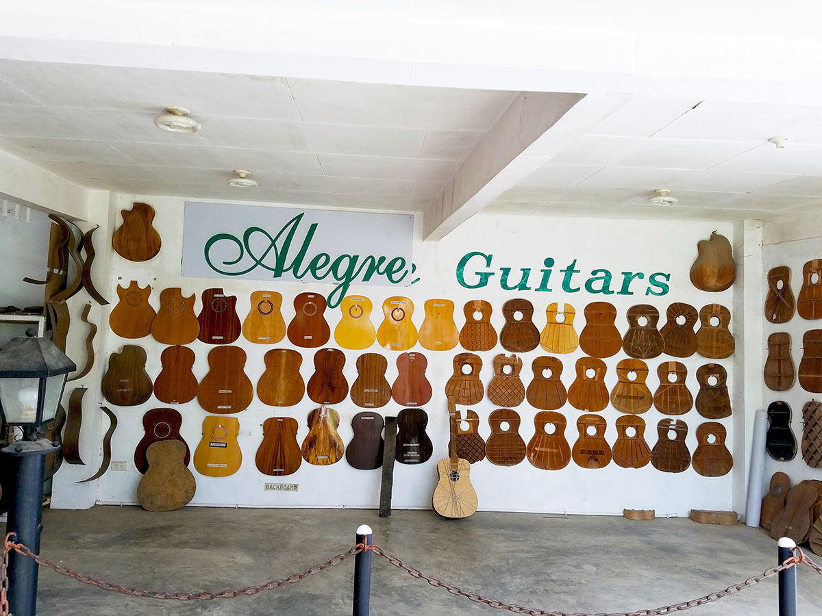 Alegre Guitars