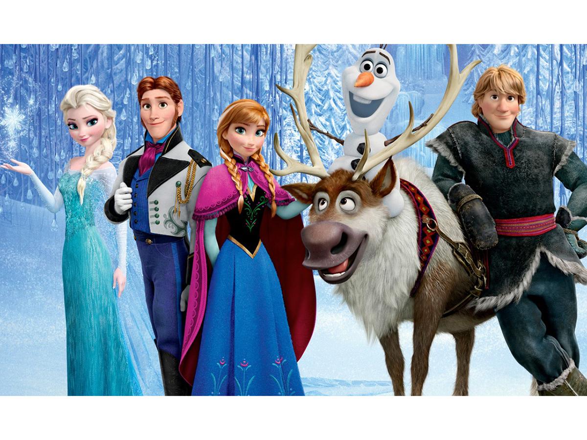 前作「アナと雪の女王」