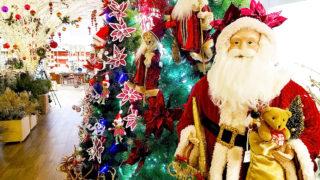 幸せなクリスマスコーナー